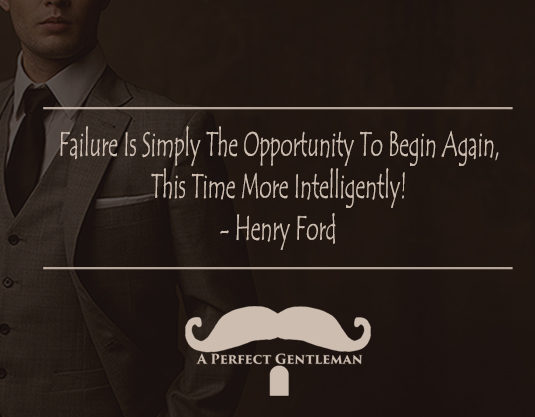Henry Ford Quote About Failure!