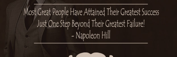 Napoleon Hill Quote!