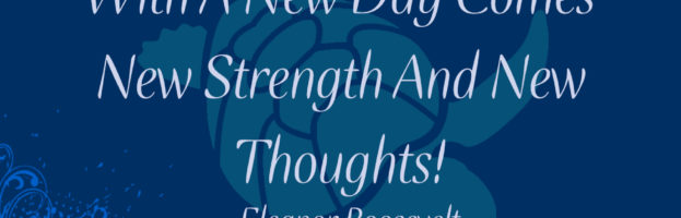 Eleanor Roosevelt (New Day) Quote!